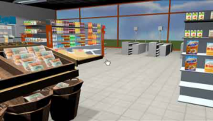 VirtuMart virtual supermarket